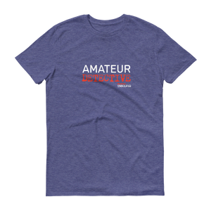 BuzzFeed Unsolved Amateur Detective T-Shirt
