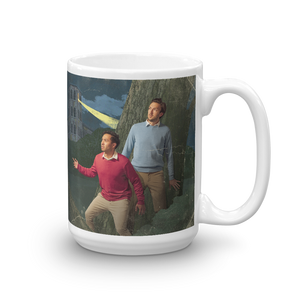 BuzzFeed Unsolved Supernatural Season 6 Mug