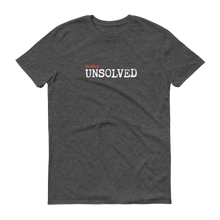 Load image into Gallery viewer, BuzzFeed Unsolved Logo T-Shirt