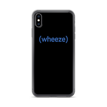 Load image into Gallery viewer, BuzzFeed Unsolved (wheeze) iPhone Case