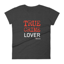 Load image into Gallery viewer, BuzzFeed Unsolved True Crime Lover Women's T-Shirt