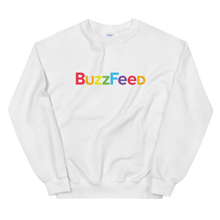 Load image into Gallery viewer, BuzzFeed Pride 2015 Sweatshirt