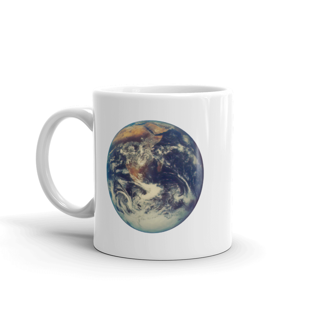 BuzzFeed Earth Earth Day Mug