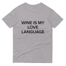 Load image into Gallery viewer, BuzzFeed Love Language Wine Day T-Shirt