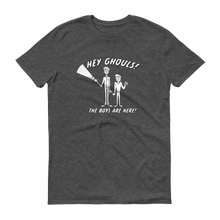 Load image into Gallery viewer, BuzzFeed Unsolved Hey Ghouls T-Shirt