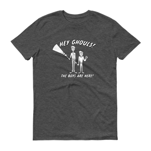 BuzzFeed Unsolved Hey Ghouls T-Shirt