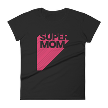 Load image into Gallery viewer, BuzzFeed Super Mom Mother's Day Women's T-Shirt