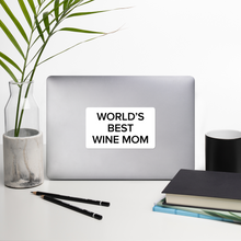 Load image into Gallery viewer, BuzzFeed Wine Mom Mother's Day Sticker