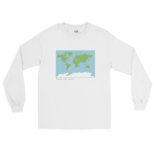 Load image into Gallery viewer, BuzzFeed Save The Earth Earth Day Long Sleeve T-Shirt