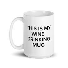 Load image into Gallery viewer, BuzzFeed Wine Mug Wine Day Mug
