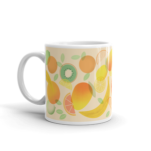 Tasty Fruit Mug