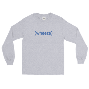 BuzzFeed Unsolved (wheeze) Long Sleeve T-Shirt