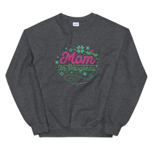 Load image into Gallery viewer, Mom In Progress Holiday Sweater Sweatshirt