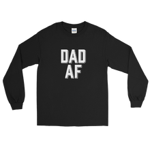 Load image into Gallery viewer, BuzzFeed Dad AF Long Sleeve T-Shirt