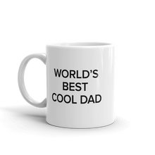 Load image into Gallery viewer, BuzzFeed Cool Dad Father's Day Mug