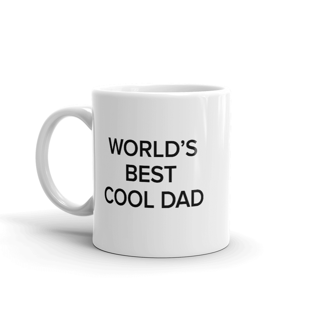 BuzzFeed Cool Dad Father's Day Mug