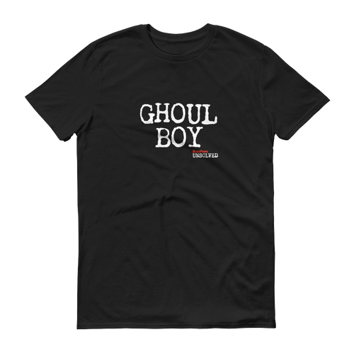 BuzzFeed Unsolved Ghoul Boy T-Shirt