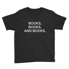 Load image into Gallery viewer, BuzzFeed Books, Books Book Day Youth T-Shirt
