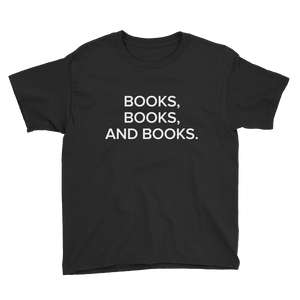 BuzzFeed Books, Books Book Day Youth T-Shirt