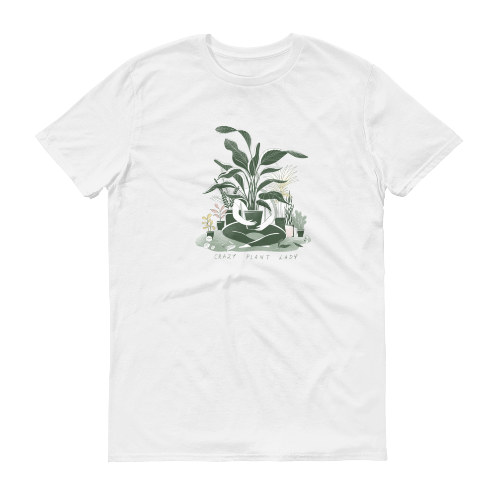 Goodful Crazy Plant Lady T-Shirt