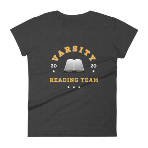 BuzzFeed Varsity Reading Team Book Day Women's T-Shirt