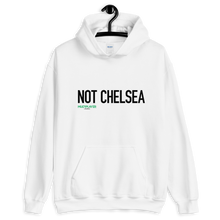 Load image into Gallery viewer, Multiplayer By BuzzFeed Not Chelsea Hooded Sweatshirt