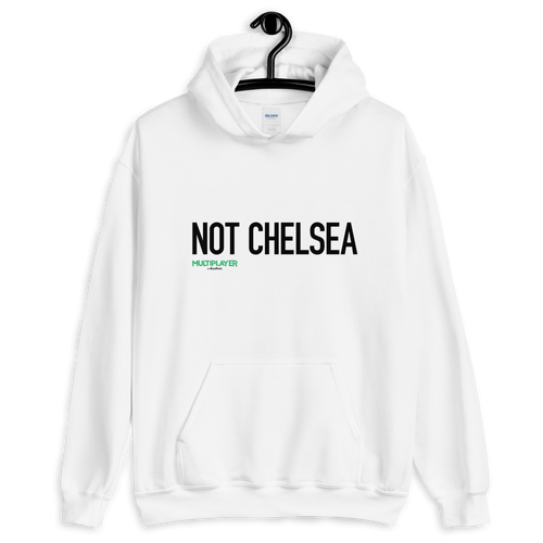 Multiplayer By BuzzFeed Not Chelsea Hooded Sweatshirt