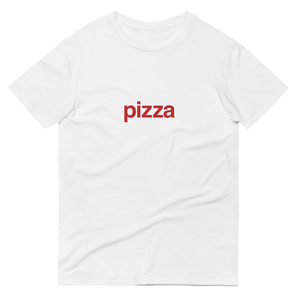 BuzzFeed Pizza Red Best Friend Day T-Shirt