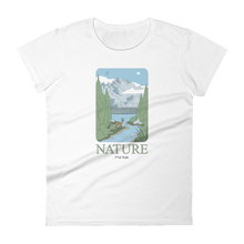 Load image into Gallery viewer, BuzzFeed Nature Earth Day Women's T-Shirt