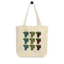 Load image into Gallery viewer, BuzzFeed Grapes Wine Day Tote Bag