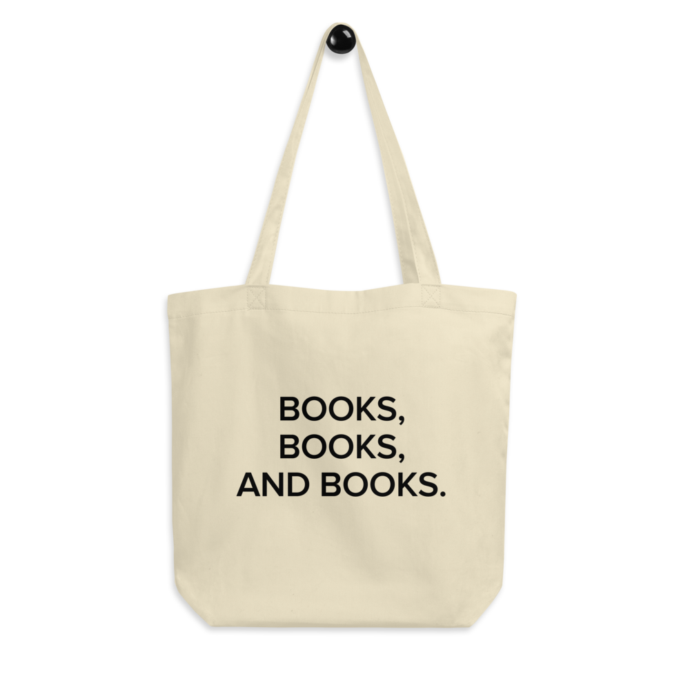 BuzzFeed Books, Books Book Day Tote Bag