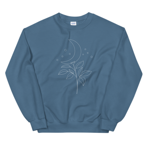 Kelsey Dangerous Moon Flower Sweatshirt