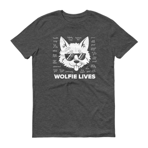 Multiplayer By BuzzFeed Wolfie Lives T-Shirt