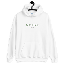 Load image into Gallery viewer, BuzzFeed Nature Earth Day 2-Sided Hooded Sweatshirt