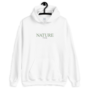BuzzFeed Nature Earth Day 2-Sided Hooded Sweatshirt