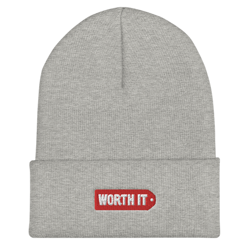 Worth It Logo Beanie