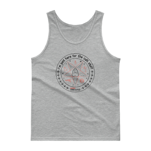 BuzzFeed Unsolved Cult Stuff Tank top