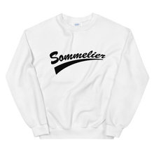 Load image into Gallery viewer, BuzzFeed Team Sommelier 2-Sided Sweatshirt