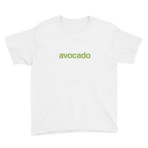 BuzzFeed Avocado Best Friend Day Youth T-Shirt