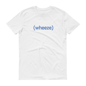 BuzzFeed Unsolved (wheeze) T-Shirt