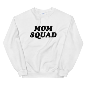 Mom In Progress 70s Mom Squad Sweatshirt