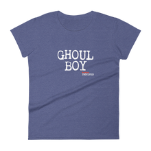 Load image into Gallery viewer, BuzzFeed Unsolved Ghoul Boy Women's T-Shirt