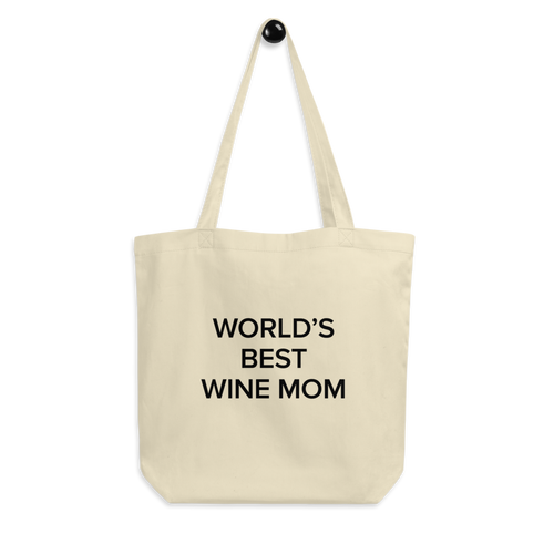 BuzzFeed Wine Mom Mother's Day Tote Bag