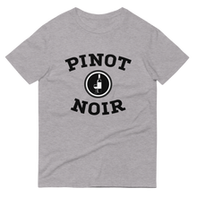 Load image into Gallery viewer, BuzzFeed Pinot Noir Collegiate Wine Day T-Shirt