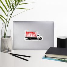 Load image into Gallery viewer, BuzzFeed Graffiti Truck Sticker
