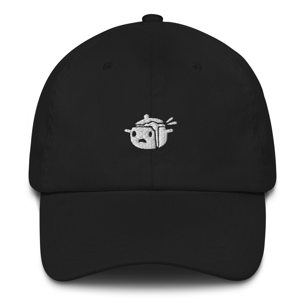 Eating Your Feed Little Pot Dad Hat