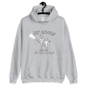BuzzFeed Unsolved Hey Ghouls Hooded Sweatshirt