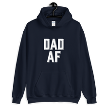 Load image into Gallery viewer, BuzzFeed Dad AF Hooded Sweatshirt
