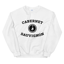 Load image into Gallery viewer, BuzzFeed Cabernet Sauvignon Collegiate Wine Day Sweatshirt