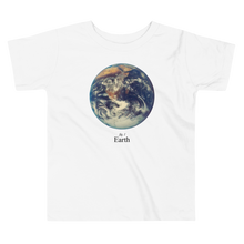 Load image into Gallery viewer, BuzzFeed Earth Earth Day Toddler T-Shirt